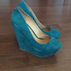 ALDO Wedge Heels - Size 6